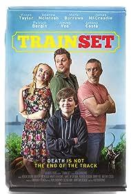 James McCreadie, Mark Burrows, Vivien Taylor, and Andrew McIntosh in Train Set (2018)
