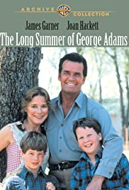 The Long Summer of George Adams Poster