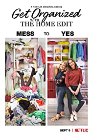 Clea Shearer and Joanna Teplin in Get Organized with the Home Edit (2020)