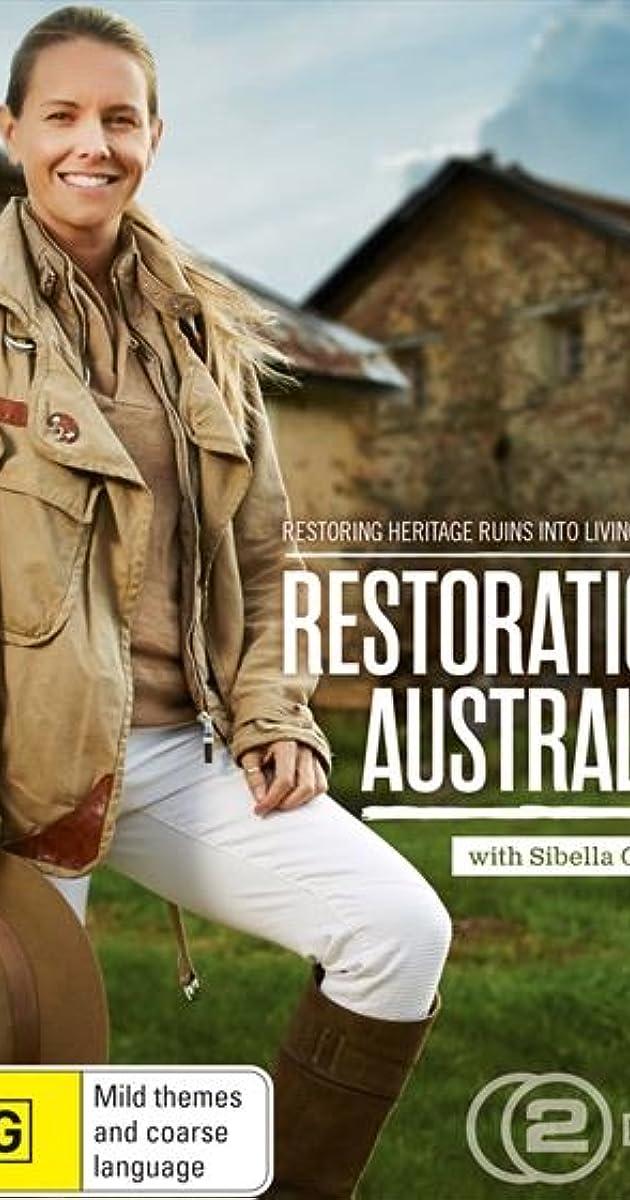 Restoration Australia (TV Series 2015–2018) - IMDb