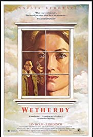 Wetherby(1985) Poster - Movie Forum, Cast, Reviews