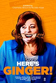 Here's Ginger! Poster
