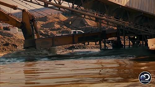 Gold Rush: Tony Beets Begins Winterizing Dredge 1