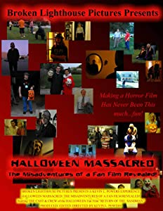 English movie sites for free download Halloween Massacred: The Misadventures of a Fan Film Revealed [720x594]