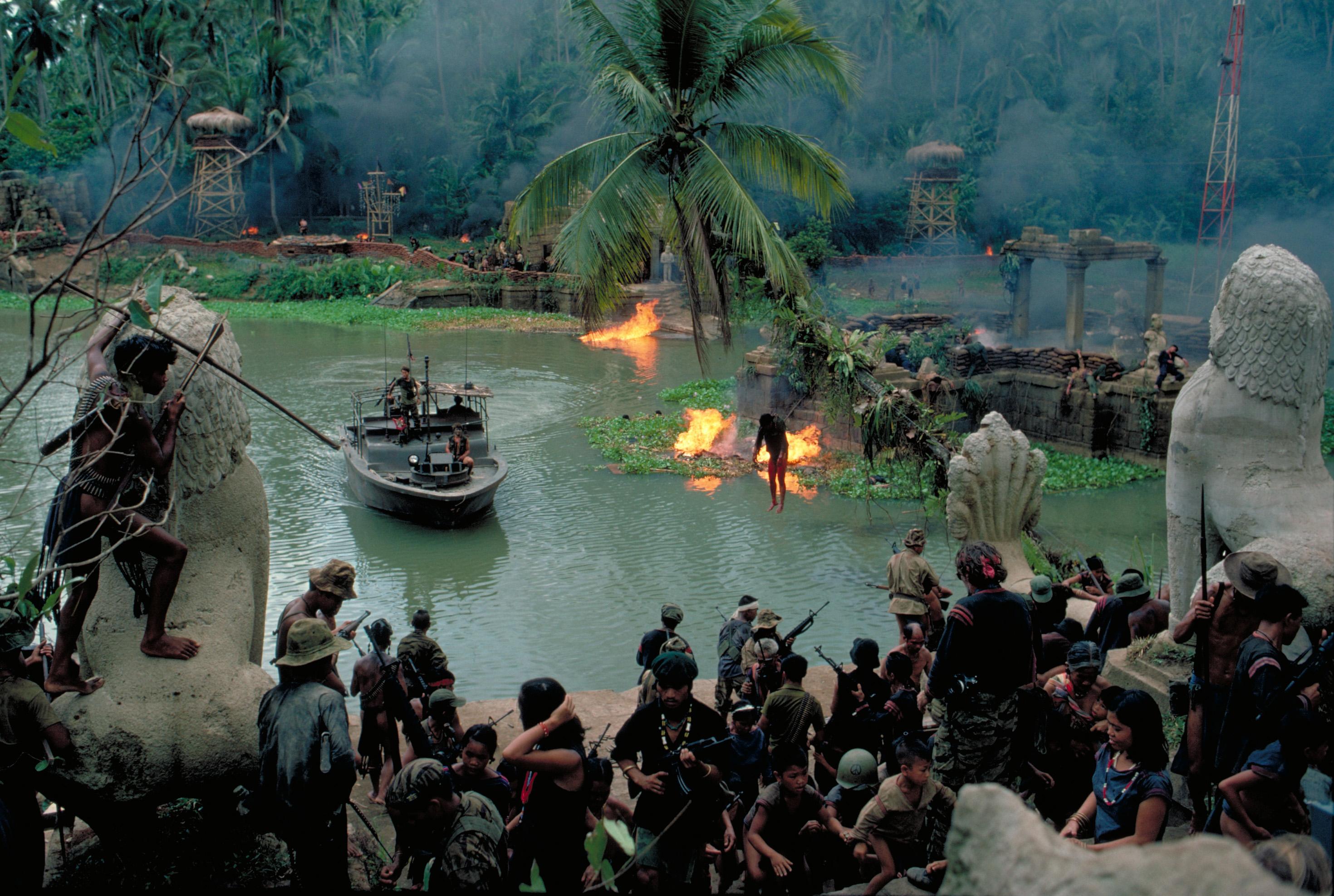 ▲《现代启示录》(Apocalypse Now)。图片来源:IMDb