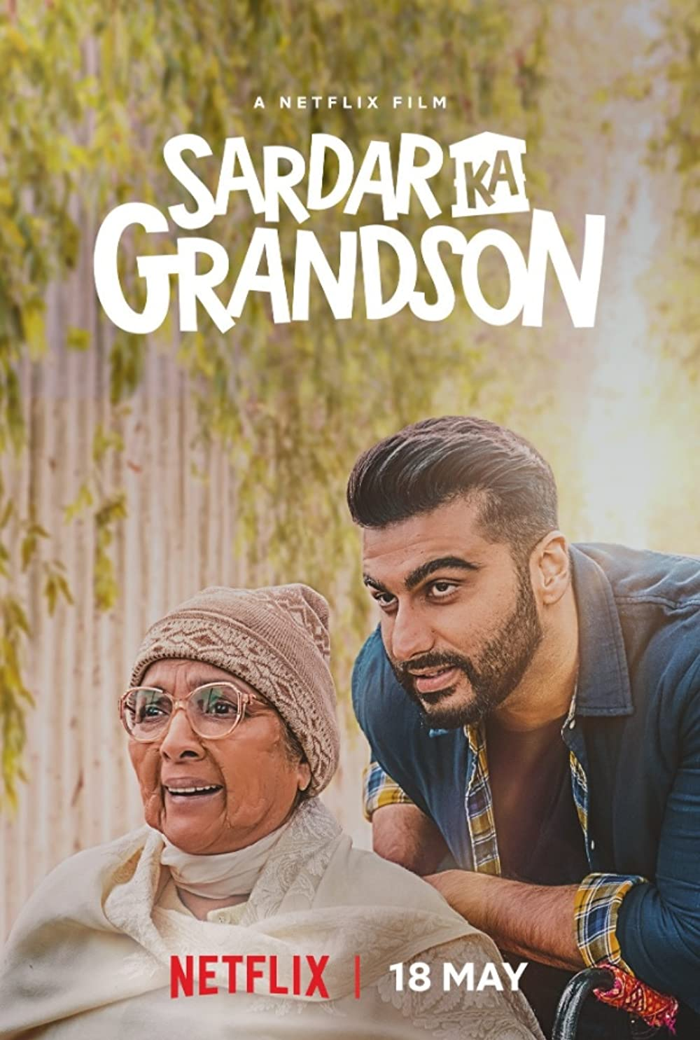 Sardar Ka Grandson 2021 Hindi Movie Official Trailer 1080p HDRip ESubs 50MB Download
