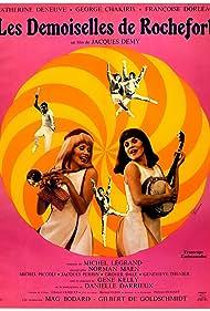 Les demoiselles de Rochefort (1968) Poster - Movie Forum, Cast, Reviews