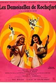The Young Girls of Rochefort(1967) Poster - Movie Forum, Cast, Reviews