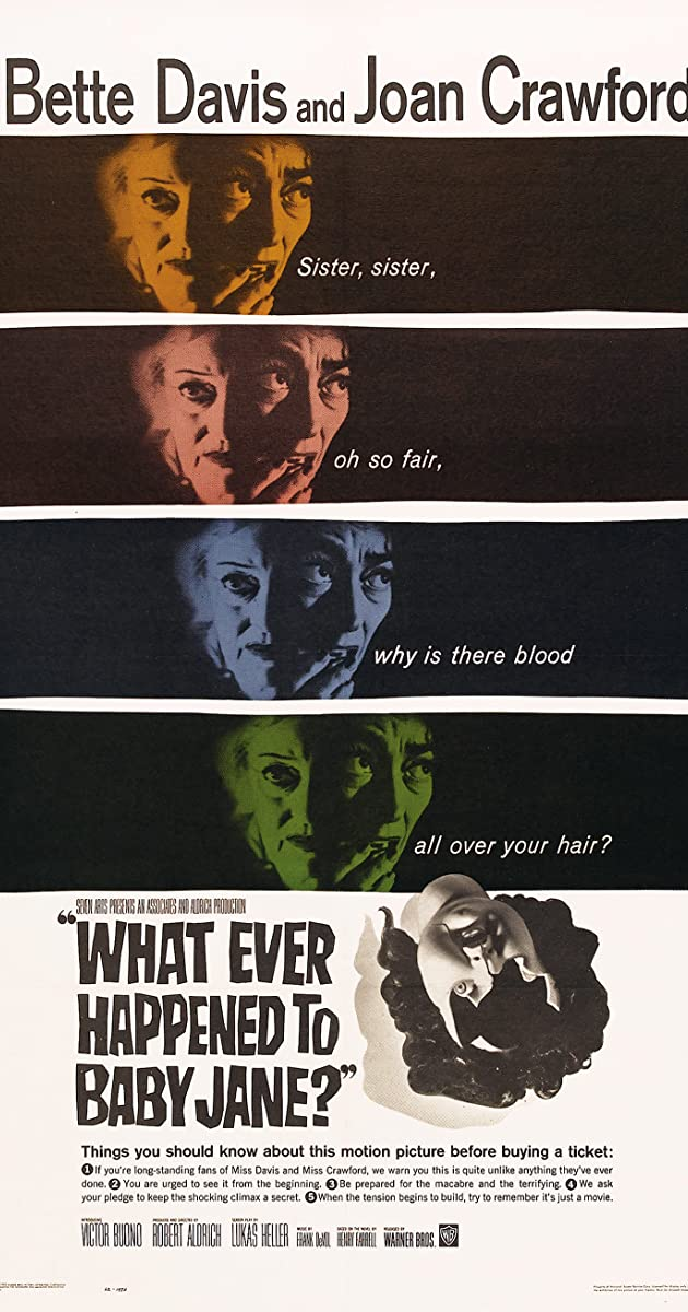 Link to Catalogue record for Whatever Happened to Baby Jane dvd