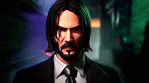 Fortnite X John Wick: Wick's Bounty Trailer