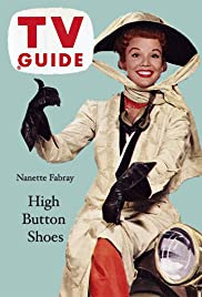 Saturday Spectacular: High Button Shoes Poster