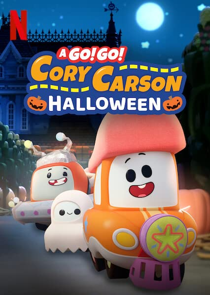 A Go! Go! Cory Carson Halloween 2020 Hindi ORG Dual Audio 720p NF HDRip 150MB Download
