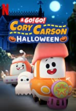 A Toot-Toot Cory Carson Halloween