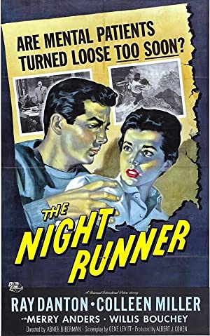 Film-Noir The Night Runner Movie