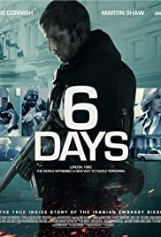 6 Days (2017) Full Movie Watch Online Download thumbnail