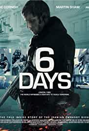 Watch Movie 6 Days (2017)