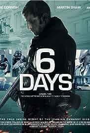 Watch Movie 6 Days (2017)