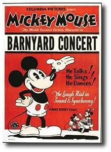 The Barnyard Concert Walt Disney