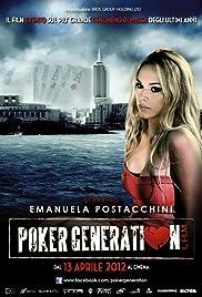 Poker Generation Poster