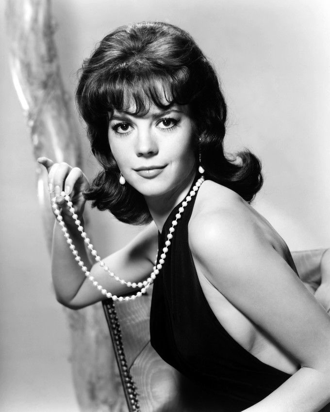 Natalie Wood in Gypsy 1962