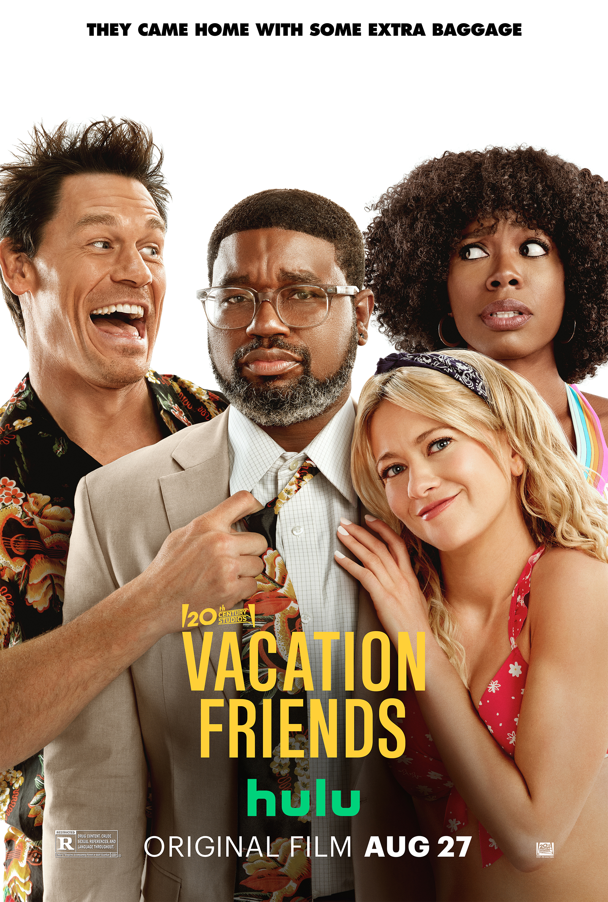 Vacation Friends (2021) Bengali Dubbed Movie 720p HDRip Download