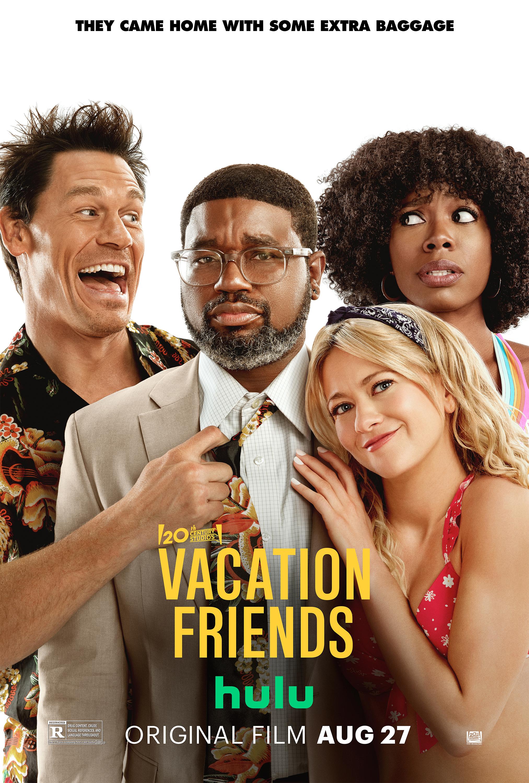 Phim Kỳ Nghỉ Thú Vị Cùng Bạn Bè - Vacation Friends (2021)