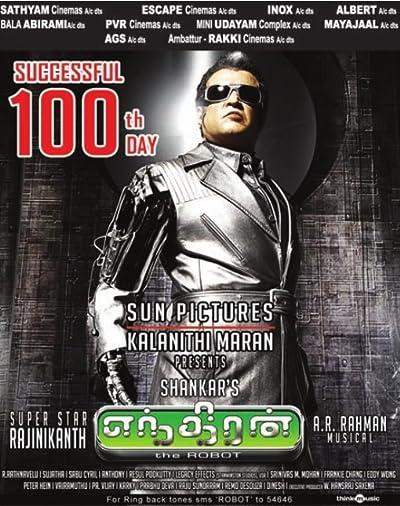 Enthiran aka Robot (2010) Bengali Dubbed Full Movie 480p, 720p, 1080p Download