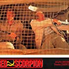 Dolph Lundgren and M. Emmet Walsh in Red Scorpion (1988)