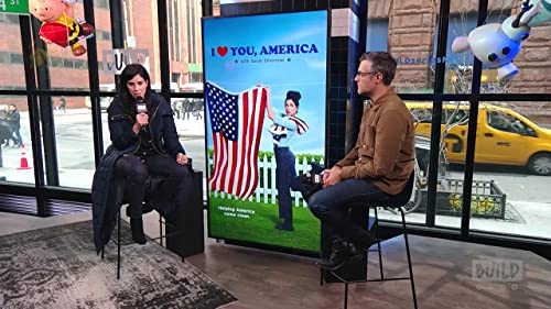 "BUILD: Sarah Silverman on the Creative Process of ""I Love You, America"""