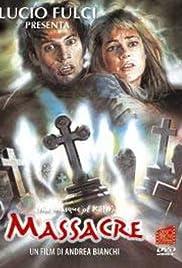 Massacre(1989) Poster - Movie Forum, Cast, Reviews