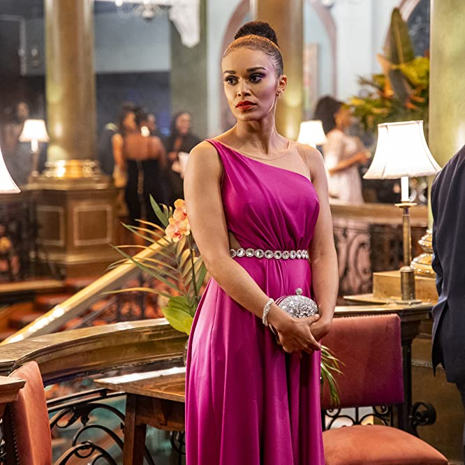 Pearl Thusi in Queen Sono: Dying Is Sore (2020)