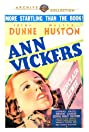 Ann Vickers (1933) Poster