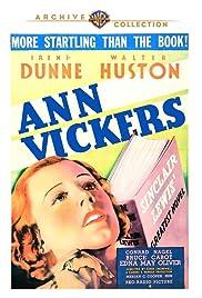 Ann Vickers(1933) Poster - Movie Forum, Cast, Reviews