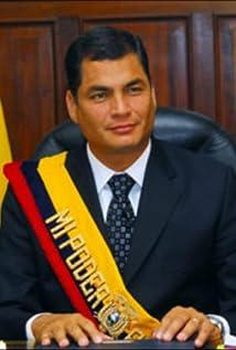 Rafael Correa Picture