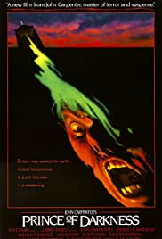 Prince of Darkness (1987) Poster - Movie Forum, Cast, Reviews