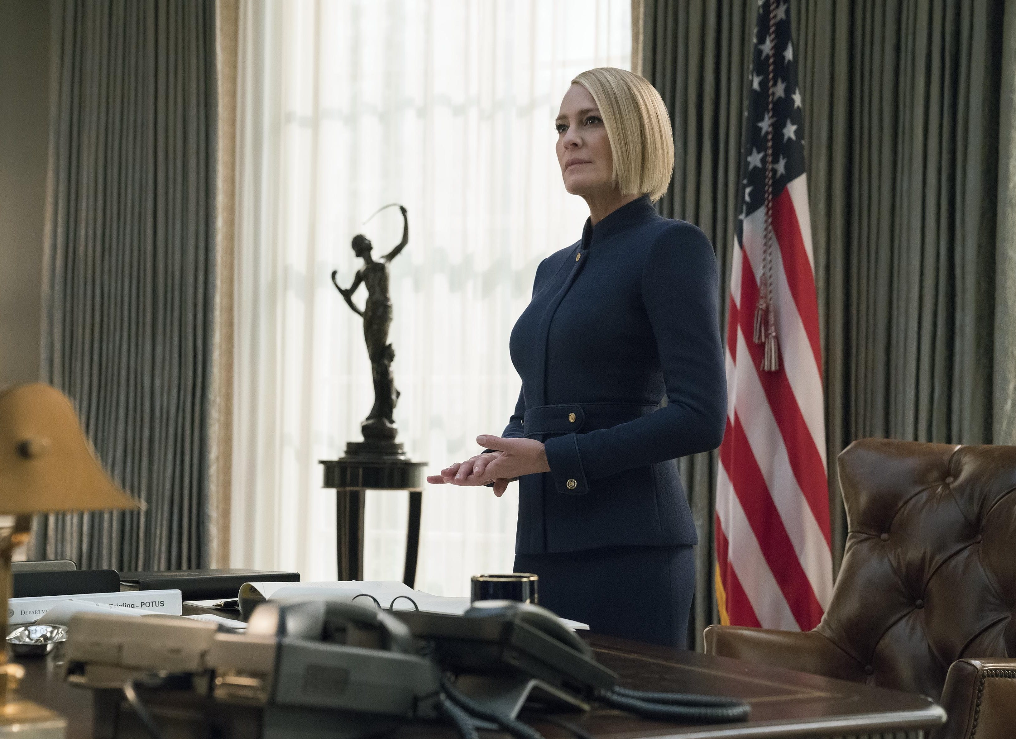 House Of Cards Chapter 66 Tv Episode 2018 Imdb