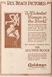 The Auction Block Poster