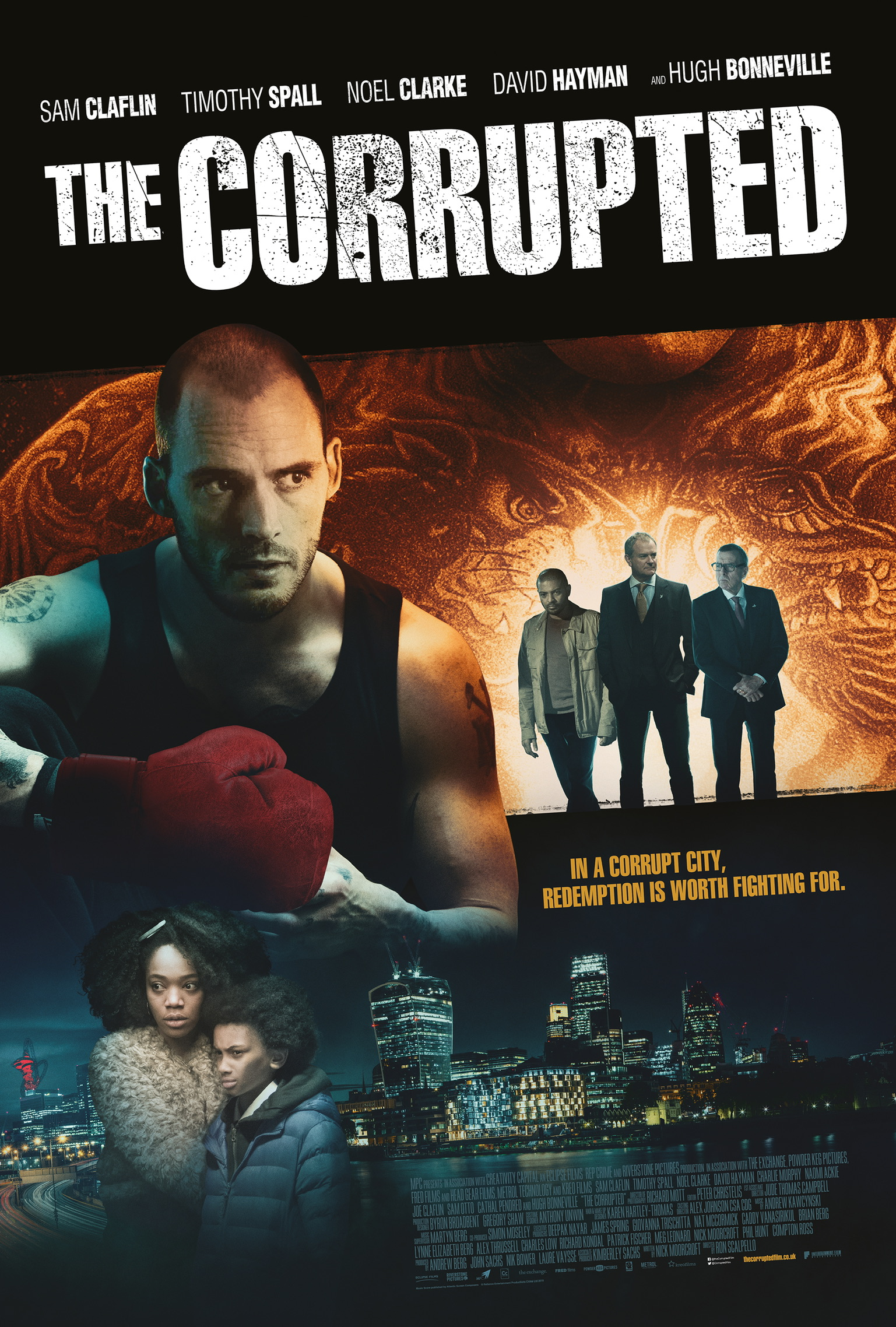 The Corrupted (2019) - IMDb