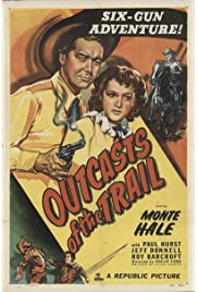 ##SITE## DOWNLOAD Outcasts of the Trail (1949) ONLINE PUTLOCKER FREE