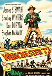 Winchester '73 (1950) Poster - Movie Forum, Cast, Reviews