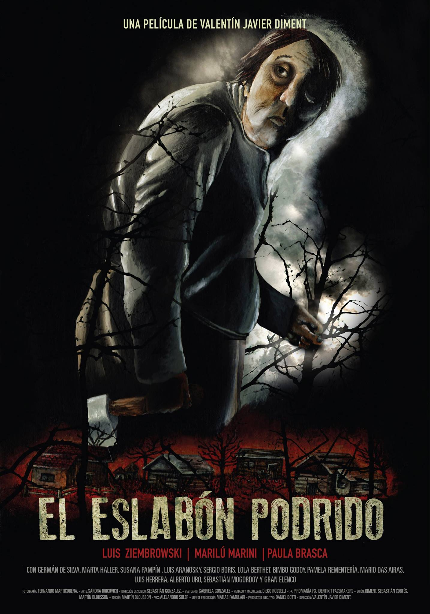 El eslabón podrido (2015) - IMDb