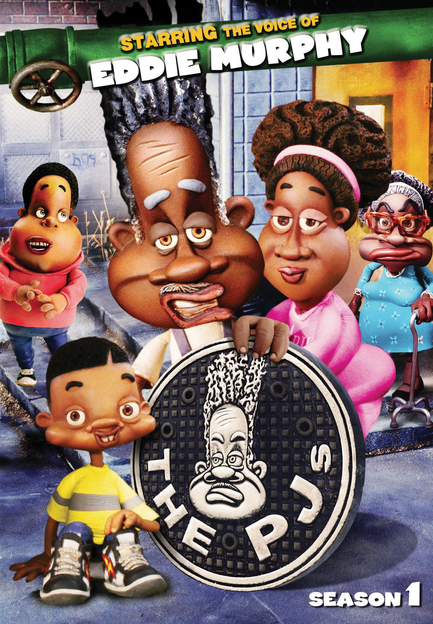 the pjs tv series 1999 2001 imdb