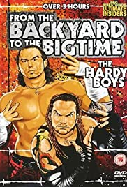 The Hardy Boys: From the Backyard to the Big Time Poster
