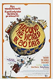 Around the World of Mike Todd Poster
