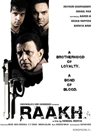 Raakh: A Poem Masked in Blood Poster