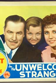 Mona Barrie, Jack Holt, and Jackie Searl in The Unwelcome Stranger (1935)