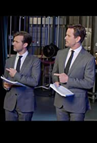 Charles Esten and Dean Shortland in CMT Music Awards Promo: The Understudy (2017)