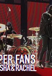 Super Fans Natasha & Rachel Poster