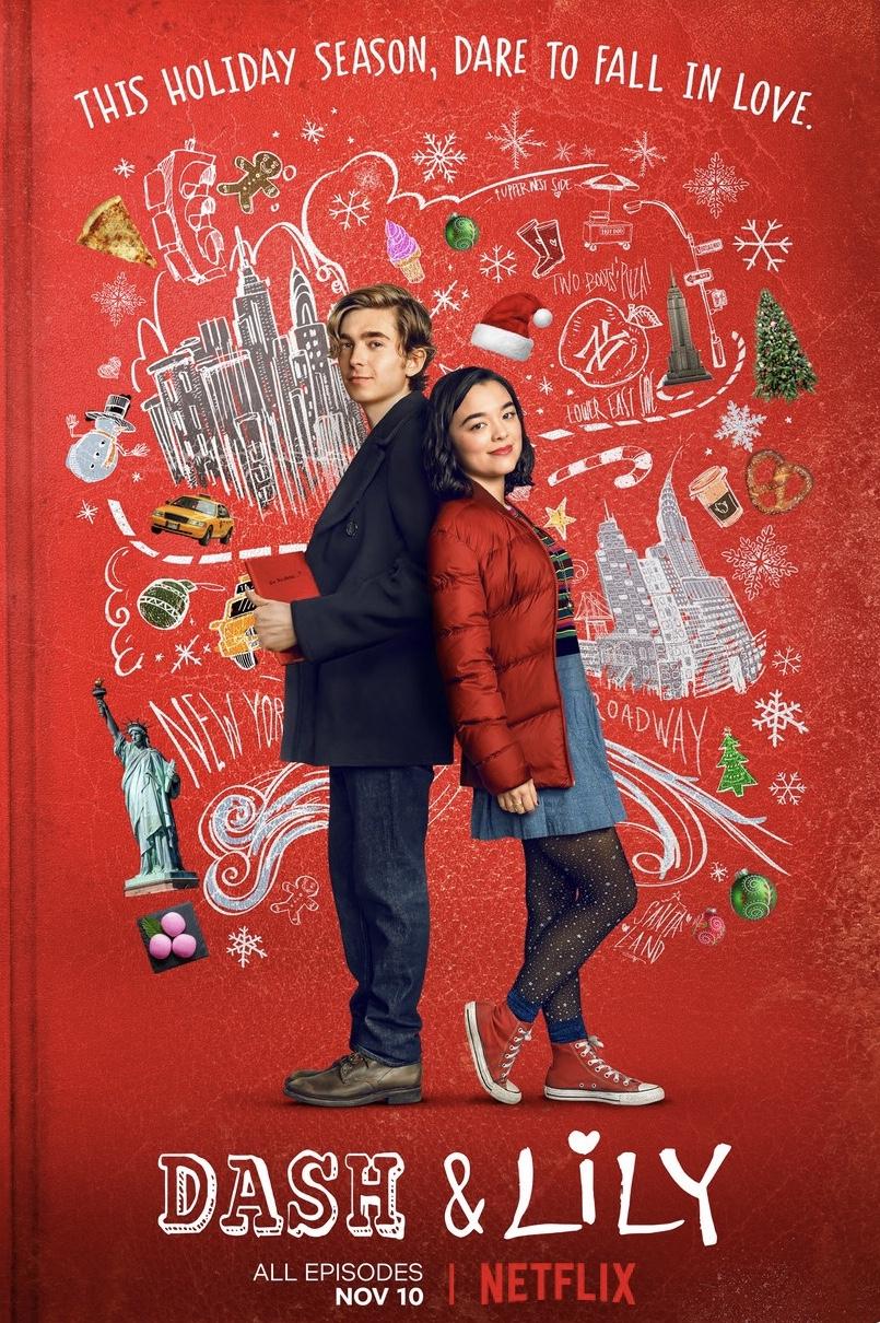 Dash & Lily (TV Series 2020– ) - IMDb
