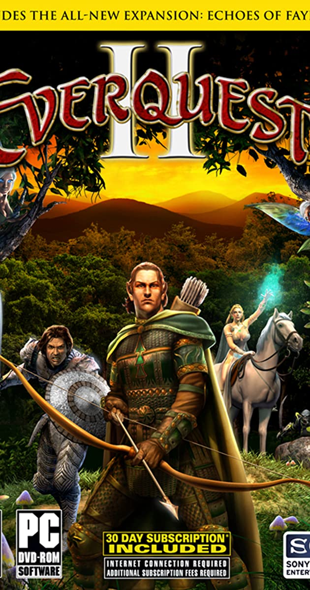 EverQuest II: Echoes of Faydwer (Video Game 2006) - IMDb